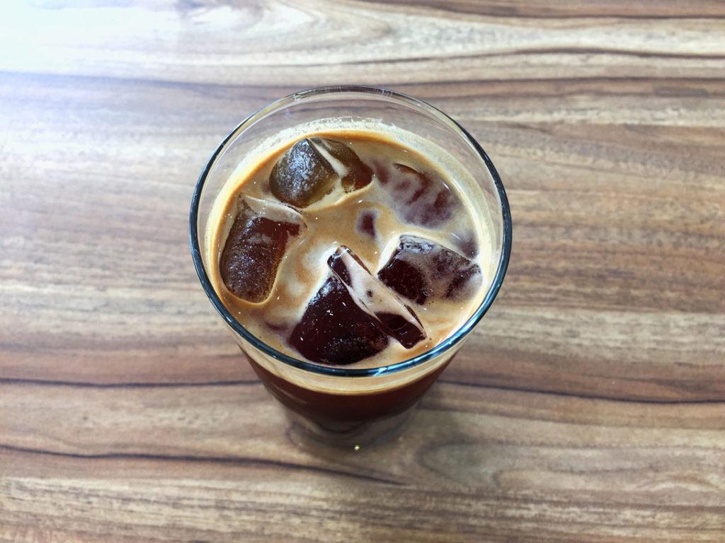 Ledová káva jako skvělé osvěžení