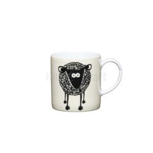Šálek na espresso Kitchen Craft Porcelain