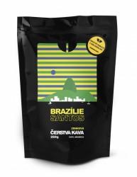 Káva Brazílie Santos, mletá