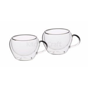 Skleněné šálky na espresso Kitchen Craft Le