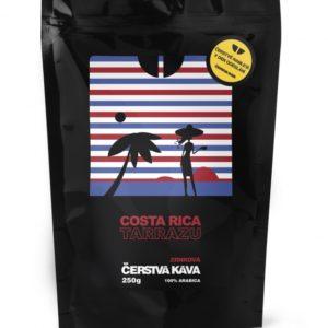 Káva Costa Rica Tarrazu, mletá