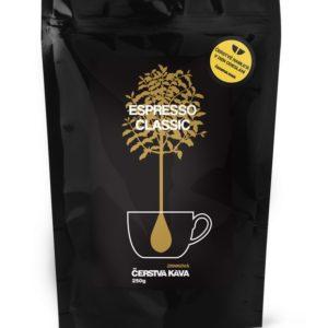 Káva Espresso Classic, mletá