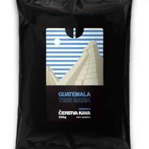 Káva Guatemala Tres Maria, zrnková