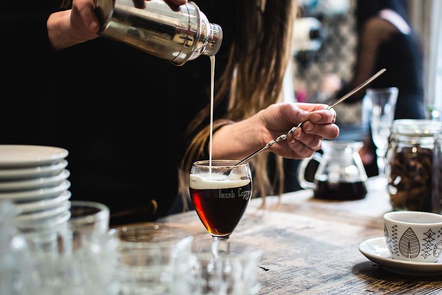 Irská káva – lahodný kávový nápoj, který zahřeje