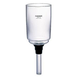 Náhradní horní skleněná nádobka pro vacuum pot Hario TCA-3 (BU-TCA-3)