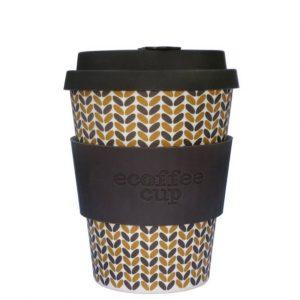 Bambusový hrnek Ecoffee Threadneedle 340ml