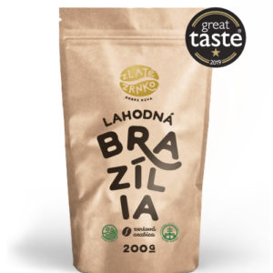 "Káva Zlaté Zrnko - Brazílie - ""LAHODNÁ"""