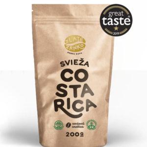 """Káva Zlaté Zrnko - Costa Rica - """"SVĚŽÍ"""""""