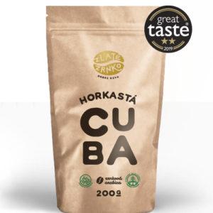 """Káva Zlaté Zrnko - Cuba """"HOŘKÁ"""" - Nejzajímavější"""
