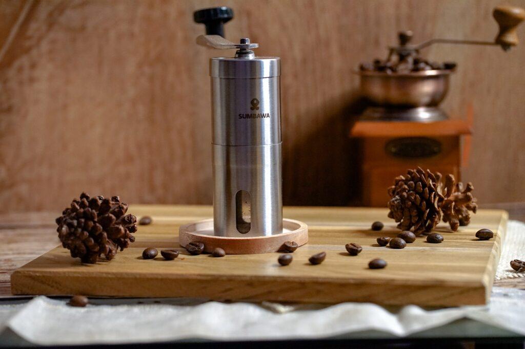 Jak vybrat mlýnek na kávu?