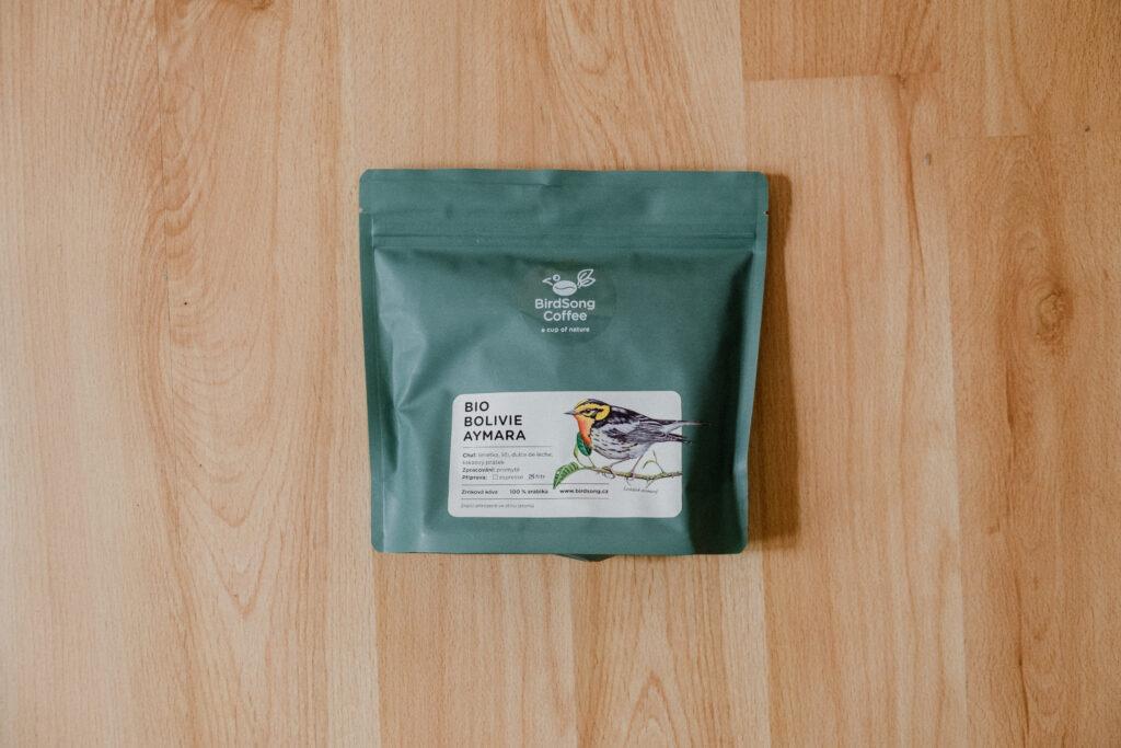 Recenze kávy Bolívie AYMANA od BirdSong Coffee