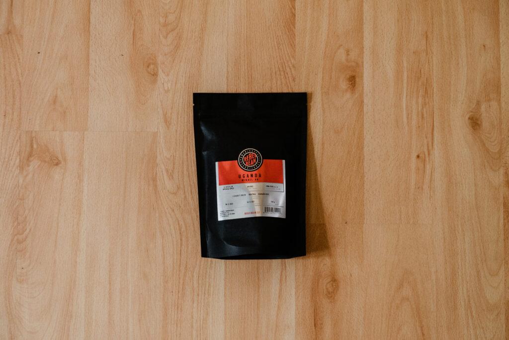 Recenze kávy Uganda MICHAEL SAMSON od Rebelbean
